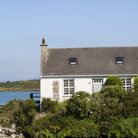 Picture - The old schoolhouse on Sherkin Island.