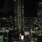 Picture - Highrise in Shinjuku at night.