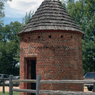 Picture - Dovecote at Shirley Plantation in Charles City, Virginia.