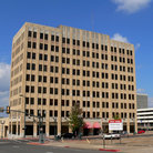 Picture - Downtown in Shreveport, Louisiana.