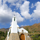 Picture - Uniquely designed Catholic church near Estepona.