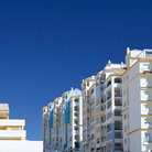 Picture - Apartment buildings in Estepona.