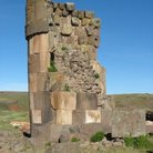 Picture - The Sillustani Funeral Towers.