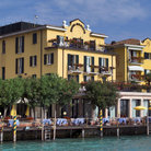 Picture - Waterfront in Sirmione.
