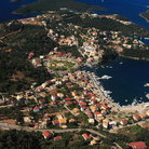 Picture - Aerial view over Sivota.