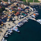 Picture - The waterfront at Sivota.