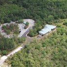 Picture - Aerial view of Six Mile Interpretive Center, Fort Myers, FL.