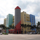 Picture - Art Deco Building, South Beach, Miami Beach.