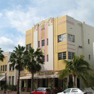 Picture - Art Deco in South Beach, Miami Beach.