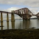 Picture - Firth of Forth Rail Bridge in Edinburgh.
