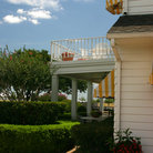 Picture - Backyard of the Southfork Ranch, Dallas, Texas.