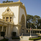 Picture - The Organ Pavilion, Balboa Park, San Diego.