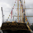 Picture - The SS Great Britain in Bristol.