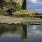 Picture - Remains of St Andrews Castle.