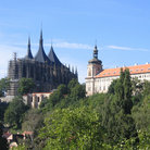 Picture - St Barbara's Cathedral, Kutna Hora.