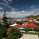Picture - French port on St Barths.
