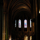 Picture - Service at Saint Germain des pres church in Paris.