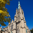 Picture - St James Cathedral in downtown Toronto.