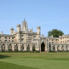 Picture - St John's College in Cambridge.