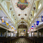 Picture - St Louis Cathedral in New Orleans.