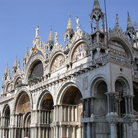 Picture - St Marks Cathedral in Venice.