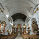 Picture - Interior of St Martin church in Bamberg.