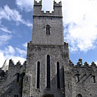 Picture - Exterior of St Mary's Cathedral in Limerick.