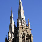 Picture - St Mary's Cathedral in Sydney.
