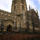 Picture - St Mary's Church in Nottingham.