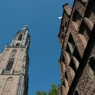 Picture - St Mary's Tower in Amersfoort.