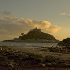 Picture - St Michael's Mount near Penzance.