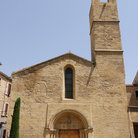 Picture - St Michel church in Salon-de-Provence.