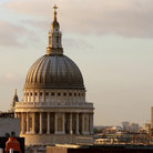 Picture - The dome of St Paul's Cathedral in London.