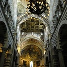 Picture - The interior of St Peters Basilica.