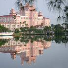 Picture - Don Cesar with reflection, St Petersburg.