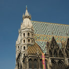 Picture - St Stephen's Cathedral / Stephansdom in Vienna.