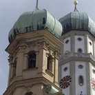 Picture - Close up of St. Ulrich church in Augsburg.