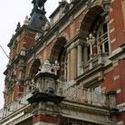 Picture - The Municipal Theater, Stadsschouwburg in Amsterdam.