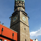 Picture - The 14th century Stadtturm watch-tower in Innsbruck.