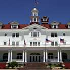 Picture - The Stanley Hotel in Estes Park.