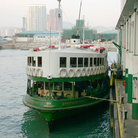Picture - Hong Kong's historic Star Ferry.