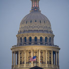 Picture - Dome of State Capitol in Austin, Texas.
