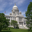 Picture - State Capital Building in Providence.