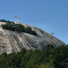 Picture - Stone Mountain near Atlanta.