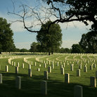 Picture - Stones River National Cemetery, Nashville, Tennessee.