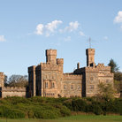 Picture - Lews Castle at Stornoway.