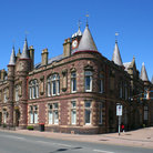 Picture - The Town Hall in Stornoway.
