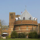 Picture - The Shakespeare Memorial Theatre at Stratford-upon-avon.