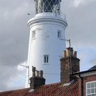 Picture - Lighthouse at Suffolk.