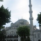 Picture - The famous Suleymaniye Mosque built in 1550-57 in Istanbul.